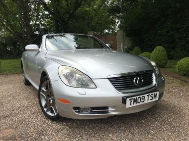 Used LEXUS SC in Horsham, West Sussex for sale