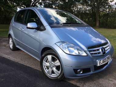 Used MERCEDES A-CLASS in Horsham, West Sussex for sale