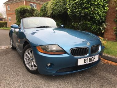 Used BMW Z SERIES in Horsham, West Sussex for sale