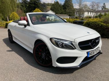 Used MERCEDES C-CLASS in Horsham, West Sussex for sale