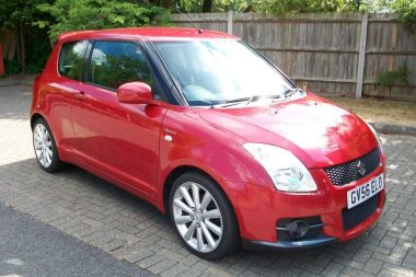 Used SUZUKI SWIFT in Horsham, West Sussex for sale