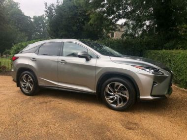 Used LEXUS RX in Horsham, West Sussex for sale