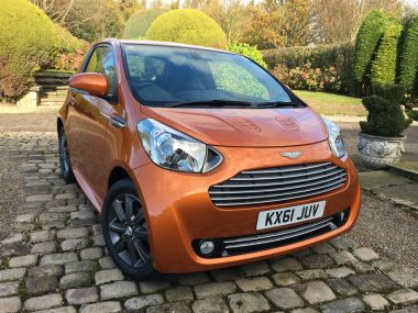 Used ASTON MARTIN CYGNET in Horsham, West Sussex for sale