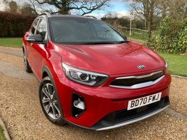 Used KIA STONIC 4 ISG in Horsham, West Sussex for sale