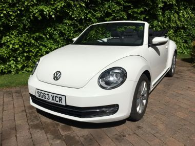 Used VOLKSWAGEN BEETLE in Horsham, West Sussex for sale