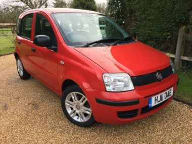 Used FIAT PANDA in Horsham, West Sussex for sale