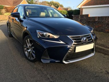 Used LEXUS IS in Horsham, West Sussex for sale