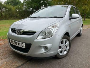 Used HYUNDAI I20 in Horsham, West Sussex for sale