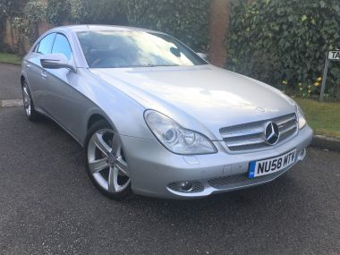 Used MERCEDES CLS in Horsham, West Sussex for sale