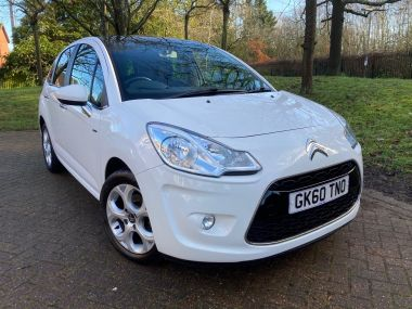 Used CITROEN C3 EXCLUSIVE in Horsham, West Sussex for sale