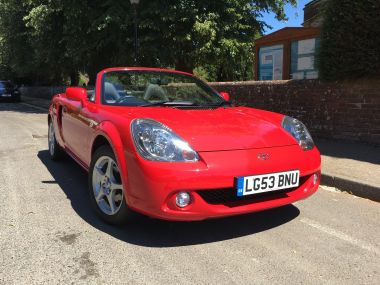 Used TOYOTA MR2 in Horsham, West Sussex for sale