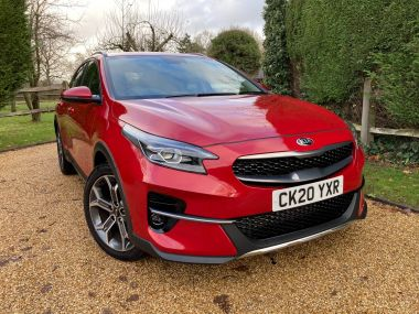 Used KIA CEED XCEED 3 ISG in Horsham, West Sussex for sale