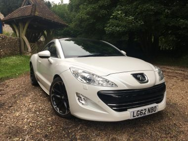 Used PEUGEOT RCZ in Horsham, West Sussex for sale