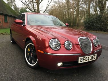 Used JAGUAR S-TYPE in Horsham, West Sussex for sale