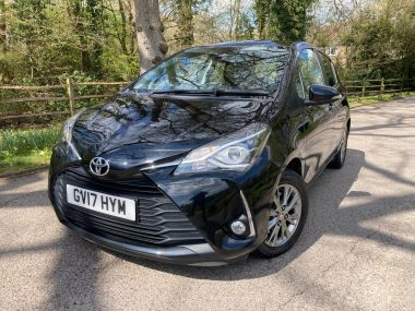 Used TOYOTA YARIS in Horsham, West Sussex for sale