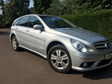 Used MERCEDES R-CLASS in Horsham, West Sussex for sale