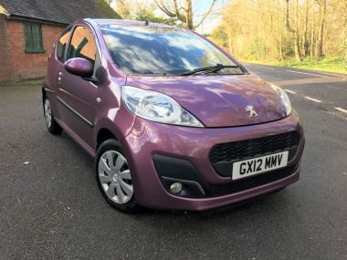 Used PEUGEOT 107 in Horsham, West Sussex for sale