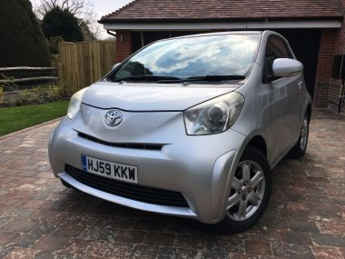 Used TOYOTA IQ in Horsham, West Sussex for sale