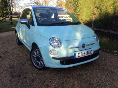 Used FIAT 500 in Horsham, West Sussex for sale