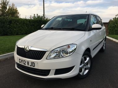 Used SKODA FABIA in Horsham, West Sussex for sale